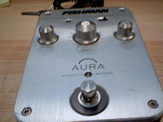 FISHMAN Musical Instruments Part/Accessory AURA