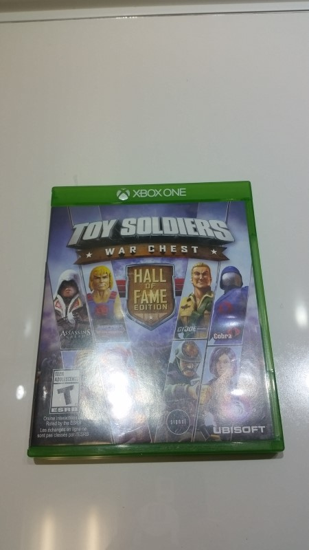 Toy Soldiers: War Chest (Hall of Fame Edition, XBOX One)