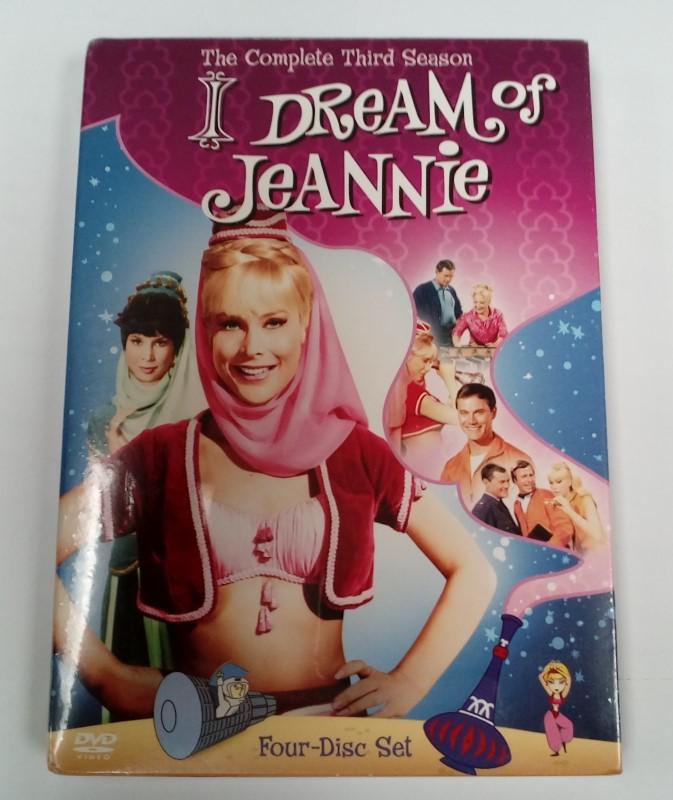 DVD BOX SET I DREAM OF JEANNIE SEASON 3
