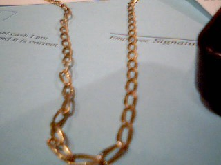 Gold Chain 14K Yellow Gold 7.6g