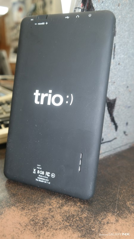 TRIO TABLET Tablet TRIO-STEALTH G4 7