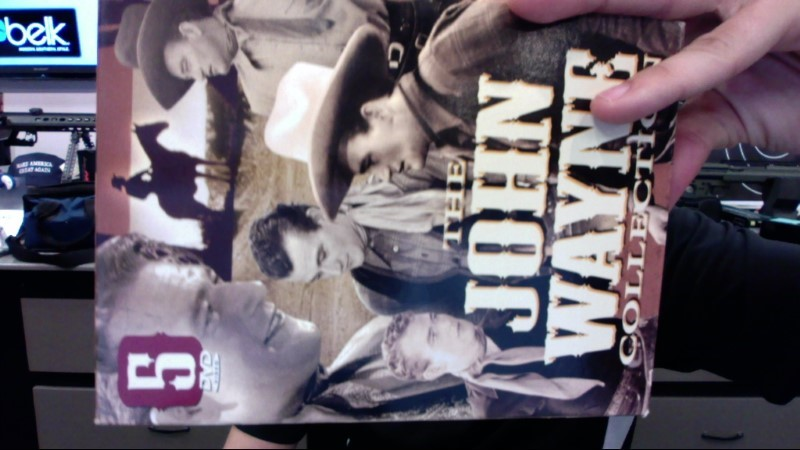 MADACY DVD JOHN WAYNE COLLECTION