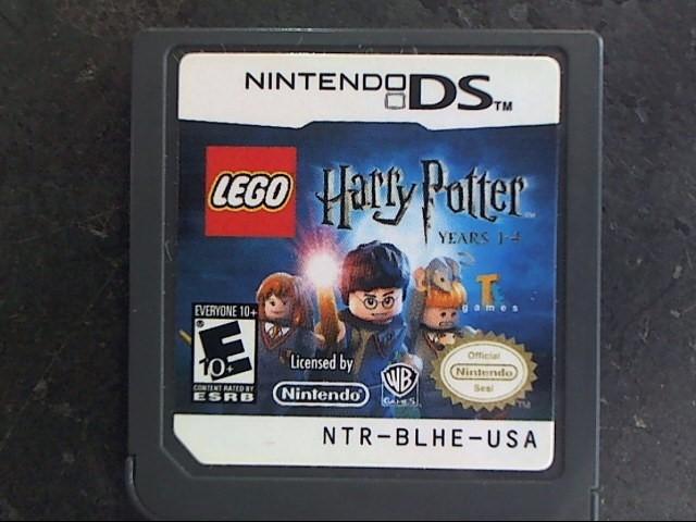 NINTENDO Nintendo DS Game LEGO HARRY POTTER YEARS 1-4