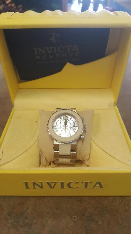 INVICTA Gent's Wristwatch 316L