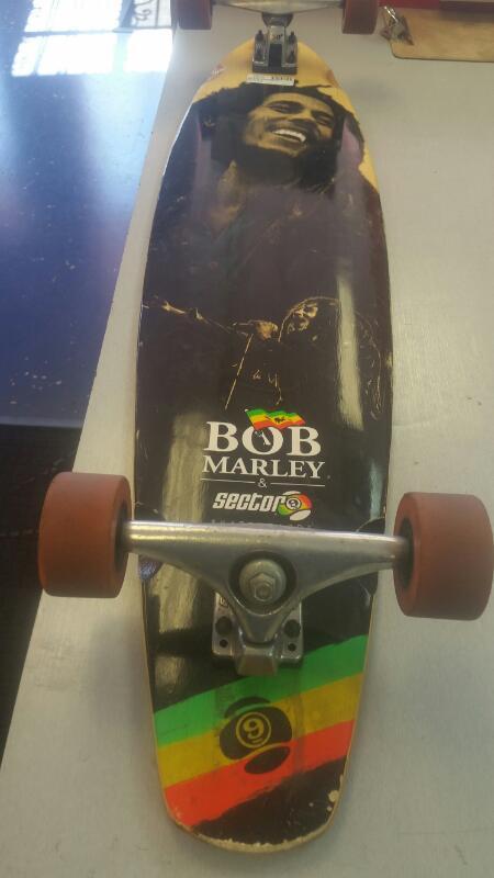 SECTOR 9 BOB MARLEY