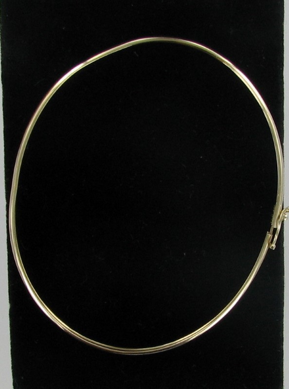 Gold Bracelet 10K Yellow Gold 1.4dwt