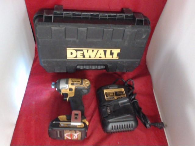 DEWALT Impact Driver DCF885
