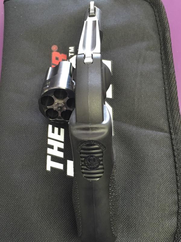 Ruger - LCR - 9MM Luger