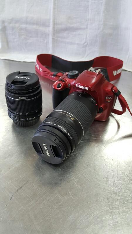 CANON Digital Camera EOS REBEL T5