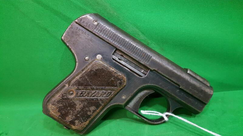 BAYARD ARMS Pistol DEPOSE
