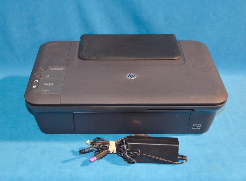 HEWLETT PACKARD Printer DESKJET 2050 ALL IN ONE COPY SCAN