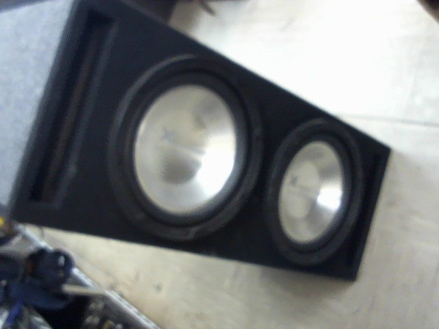 X SERIES Speakers/Subwoofer C4 SPECIAL EDITION