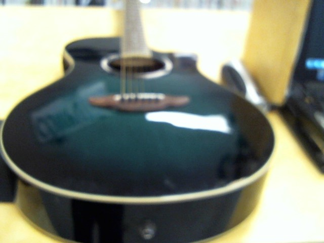 YAMAHA Electric-Acoustic Guitar APX 500II