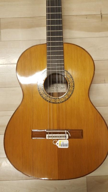 GUSTAVO ARIAS Acoustic Guitar 214B-ES