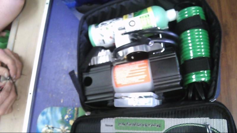 SLIME Air Tool Parts/Accessory FLAT TIRE REPAIR KIT