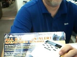 Antique MIDLAND Radio WR-100