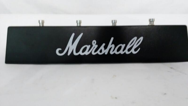 MARSHALL PEDL-90008 PROGRAMMABLE FOOT CONTROLLER]