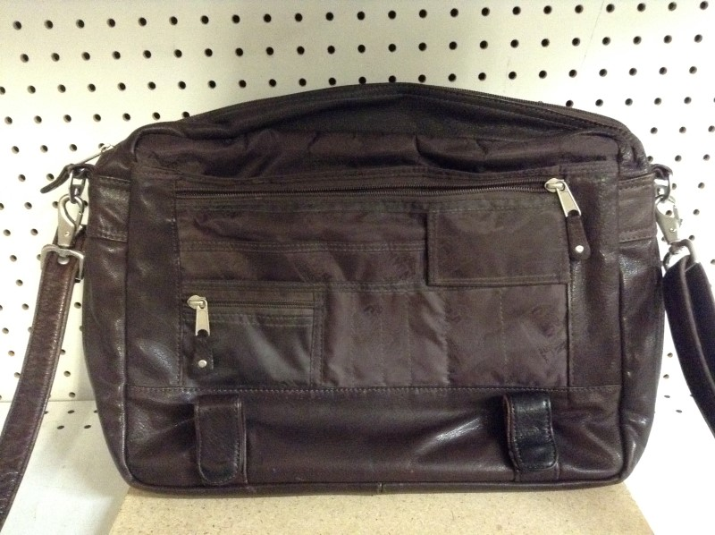 CANYON OUTBACK Luggage LEATHER CASE