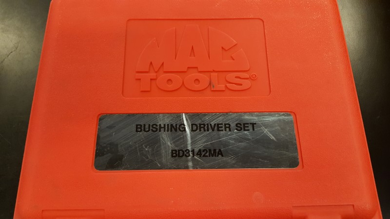 MAC TOOLS Miscellaneous Tool BD3142MA BUSHING TOOLS