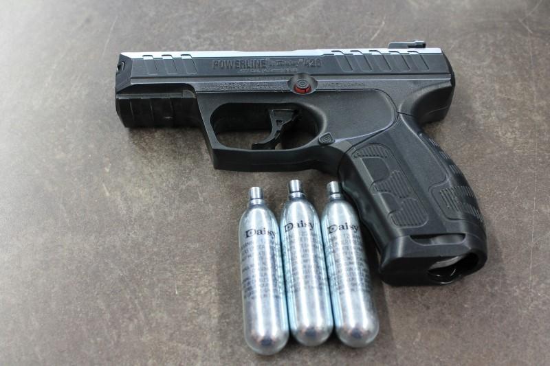 POWERLINE 426 BB GUN