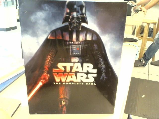 STAR WARS Blu-Ray THE COMPLETE SAGA BLURAY
