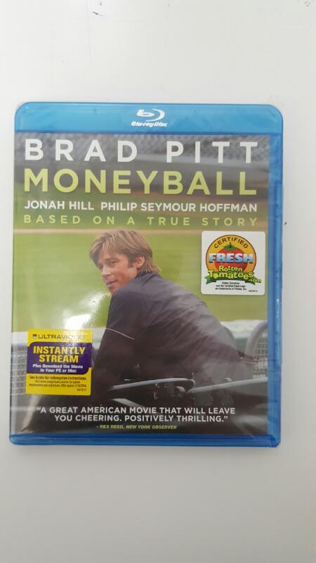 BLU-RAY MOVIE Blu-Ray MONEYBALL