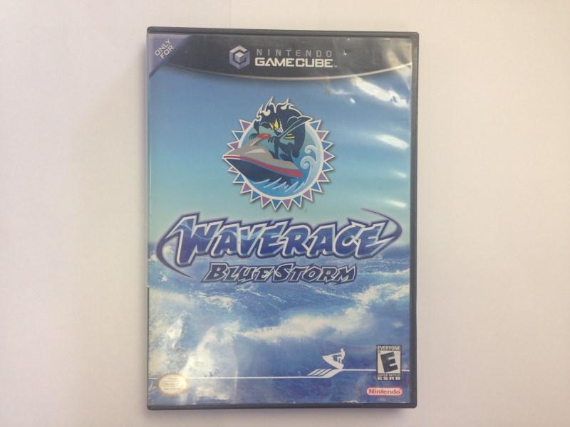WAVERACE BLUE STORM - GAMECUBE w/ Original Box
