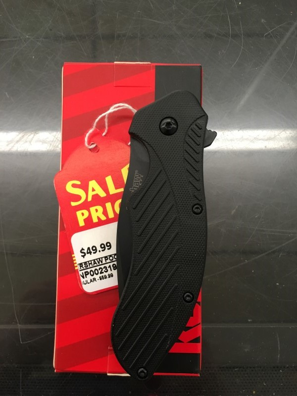 KERSHAW Pocket Knife 1605CKTST