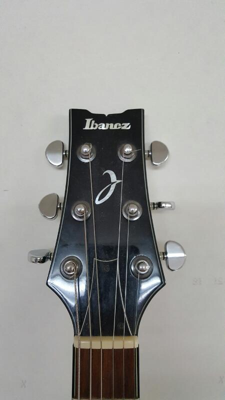 Ibanez 6-String Electric Guitar Black