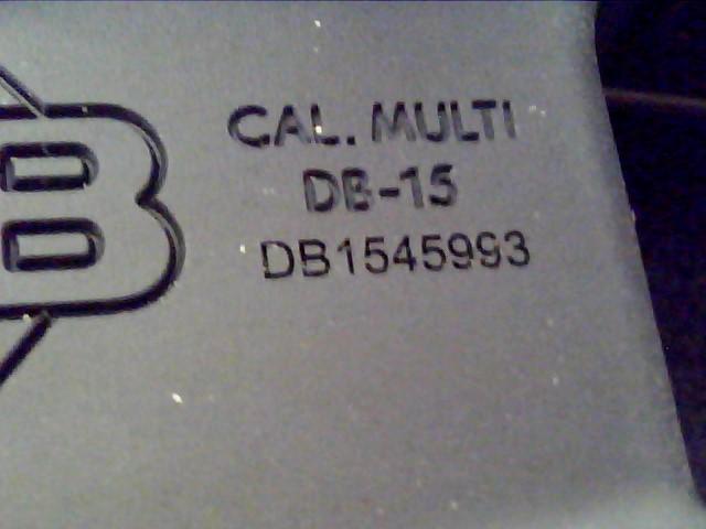 .223 REM (5.56MM) Rifle DB-15CCB