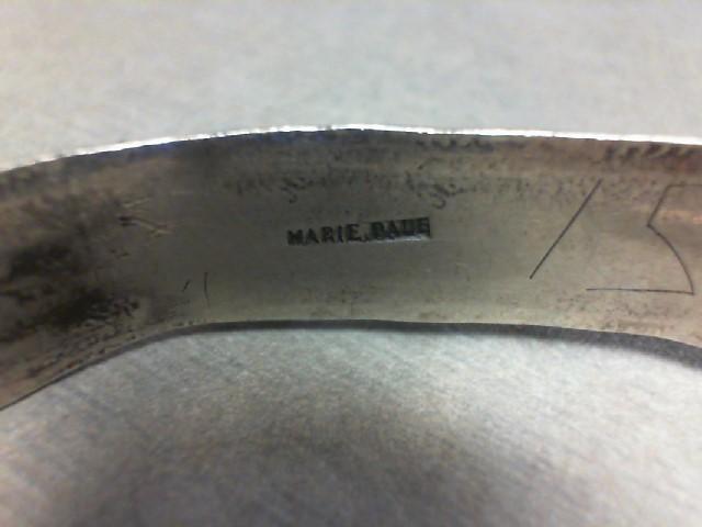 STERLING SILVER BRACELET SIGNED MARIE DALE