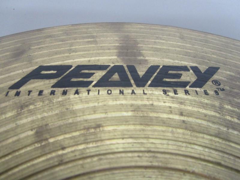 "PEAVEY INTERNATIONAL SERIES 14"" HI-HATS"