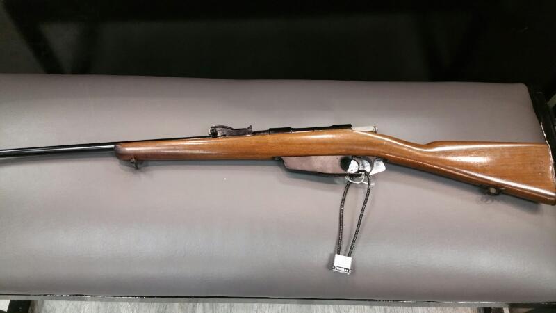 TERNI Rifle CARCANO