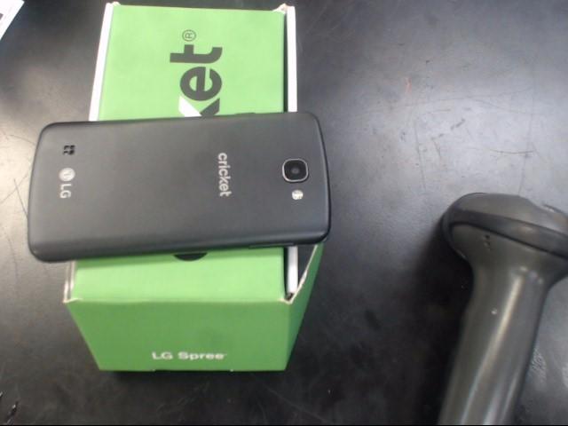 LG Cell Phone/Smart Phone SPREE LG-K120