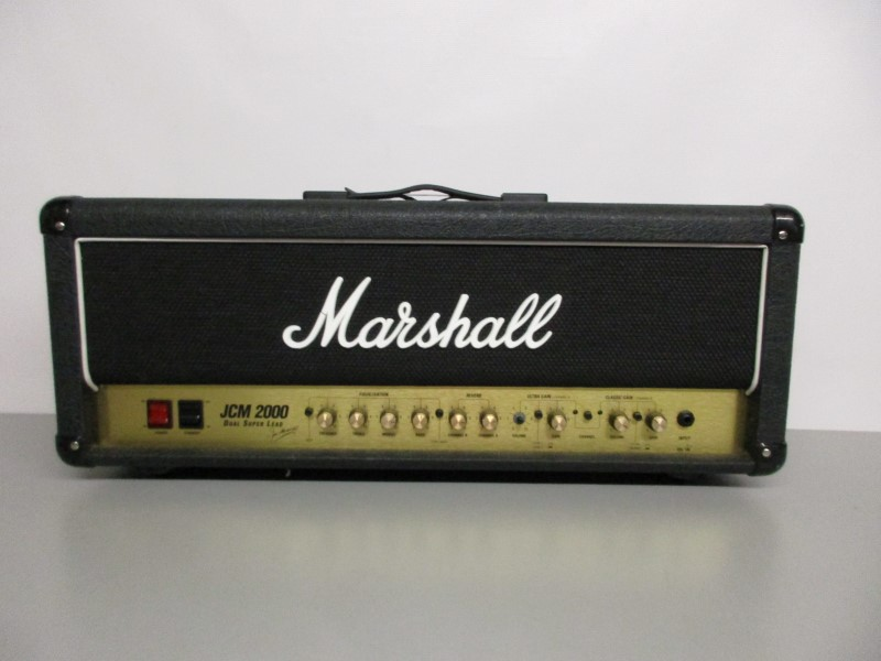 MARSHALL JCM 2000 DSL DUAL SUPER LEAD TUBE GUITAR AMP