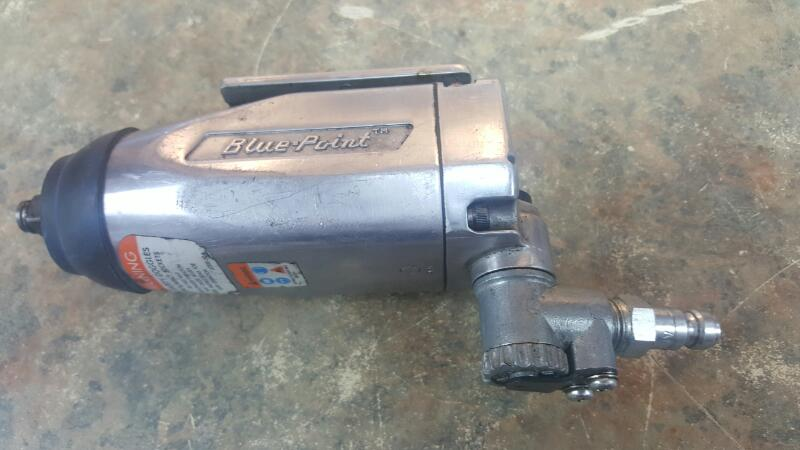 BLUE POINT Air Impact Wrench AT350