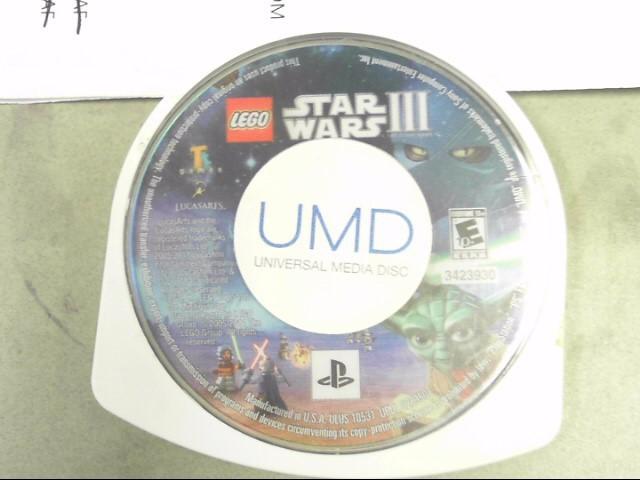 SONY Sony PSP Game LEGO STAR WARS