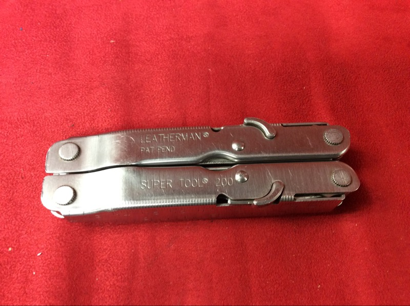LEATHERMAN Miscellaneous Tool SUPER TOOL 200