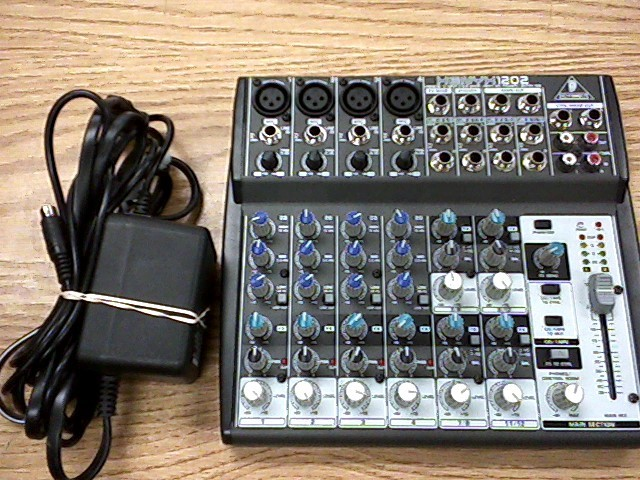 BEHRINGER Effect Equipment XENYX1202