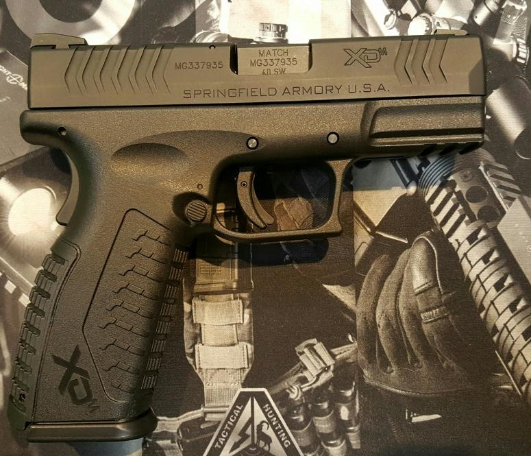 SPRINGFIELD ARMORY Pistol XDM-40