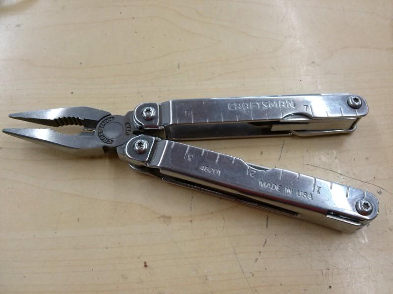 CRAFTSMAN Pocket Knife MULTI TOOL 45201