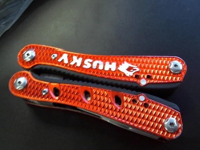 HUSKY TOOLS Pocket Knife MULTITOOL