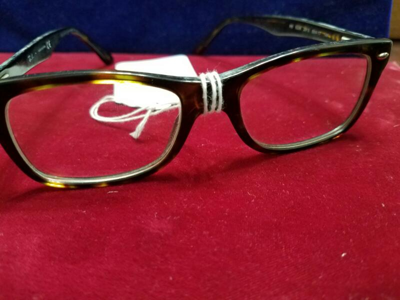 RAY-BAN Reading Glasses GLASSES 5228