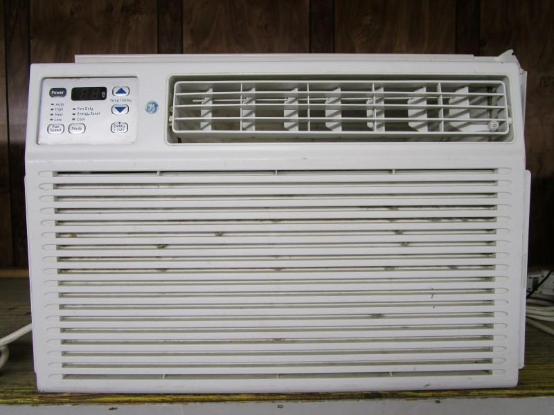 GE AEZ08LNHI AIR CONDITIONER WINDOW UNIT