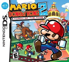 NINTENDO Nintendo DS Game MARIO VS DONKEY KONG 2 MARCH OF THE MINIS