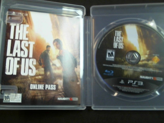 PlayStation 3 Game THE LAST OF US