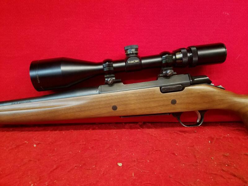 Browning A-Bolt 270wsm Rifle w/ Scope