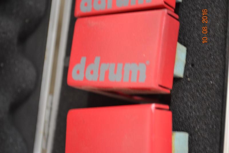 DDRUM Drum Set TOMTOM TRIGGER