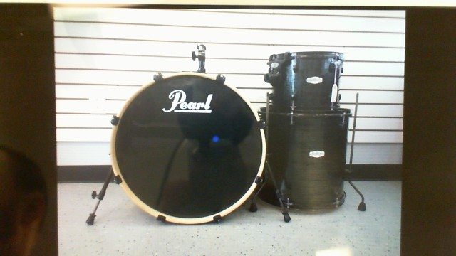PEARL DRUMS Drum FORUM SERIES 3 PIECE SHELL PACK