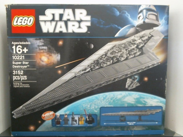 LEGO Puzzle STAR WARS 10221